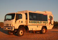 Kimberley Wild vehicle