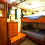 Single Bunk Cabin