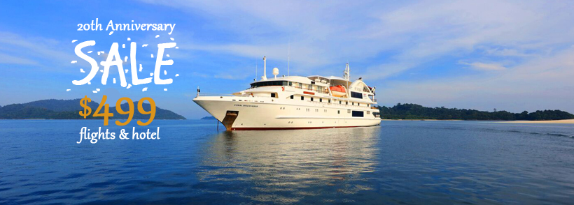 Coral Discoverer | Kimberley Cruise Centre